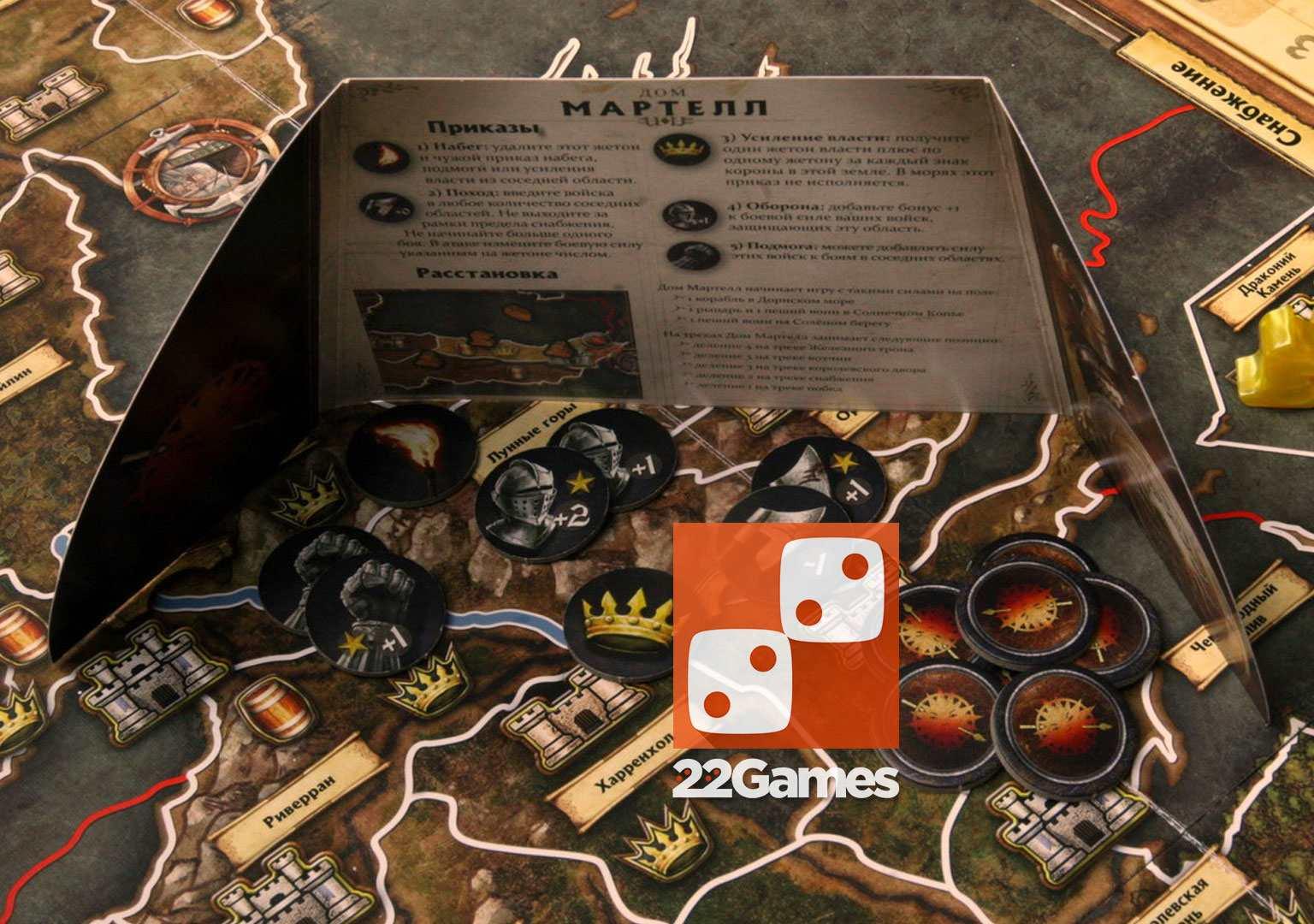 Игра Престолов (2-е издание)