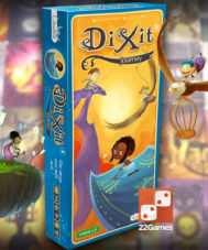 Dixit 3 Journey Диксит 3 Путешествие