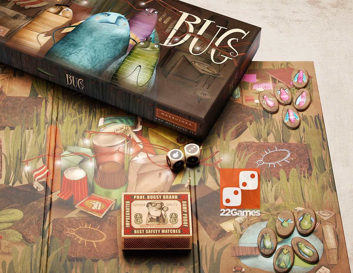 Букашки (Bugs)