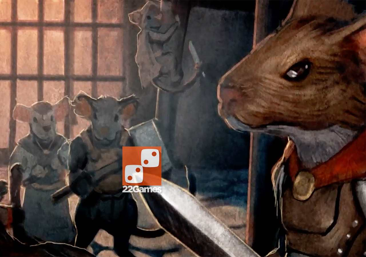 О Мышах и Тайнах. Угасшее сердце. Mice and Mystics. Heart of Glorm