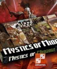 Кровь и Ярость Колдуны Мидгарда Blood Rage Mystics of Midgard