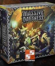 Кромешная тьма. Massive Darkness
