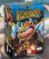 Runebound (3-я ред.) Ярость гор (доп)