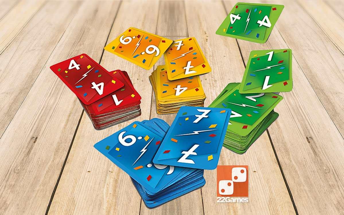 Ligretto Cards. Лигретто Карты