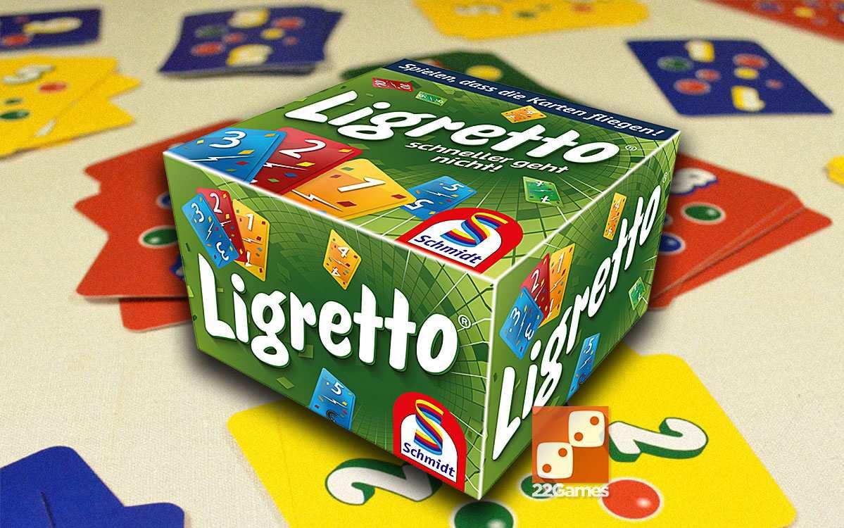 Ligretto (Лигретто)