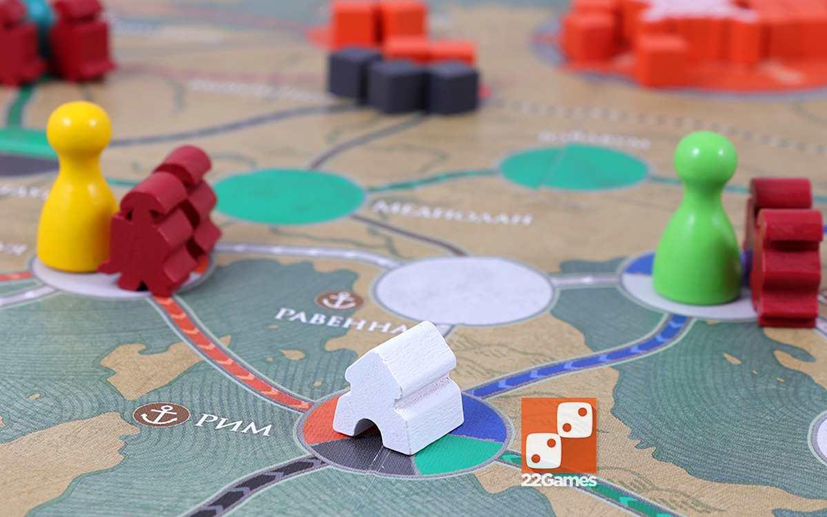 Пандемия: Падение Рима. Pandemic Fall of Rome