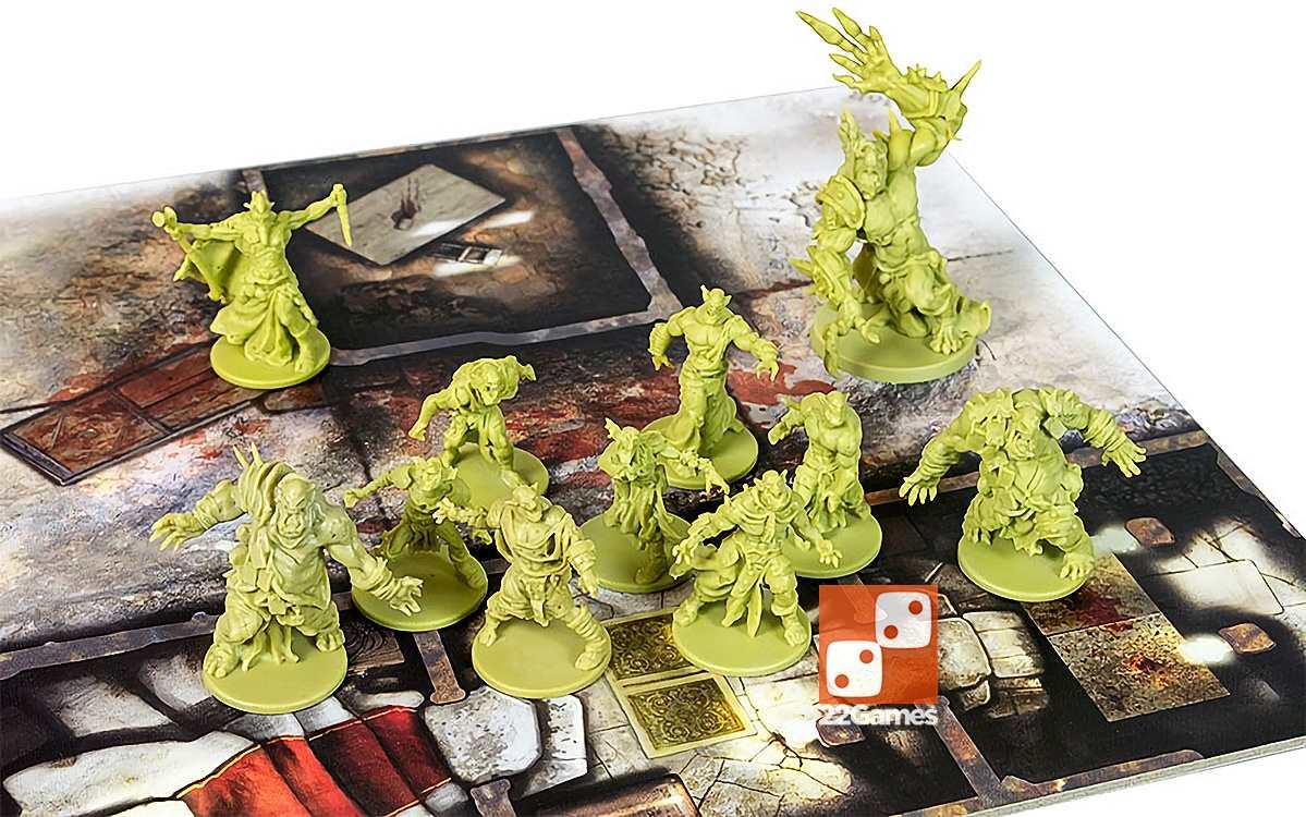 Зомбицид. Зелёная орда