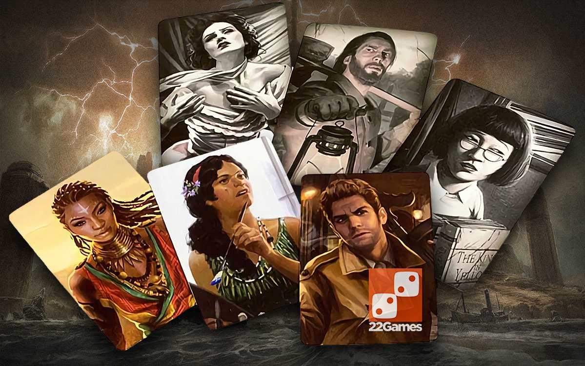 Ужас Аркхэма. Карточная игра: Путь в Каркозу. Arkham Horror The Card Game The Path to Carcosa