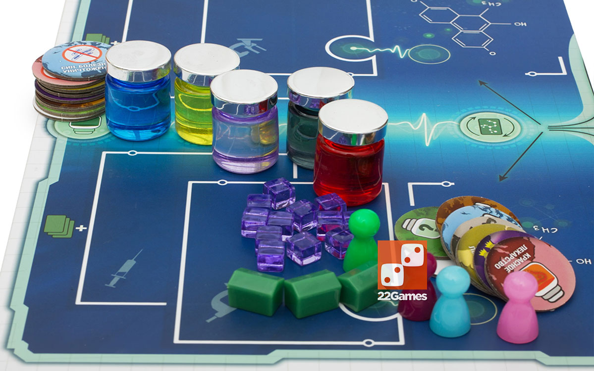 Пандемия: в лаборатории
