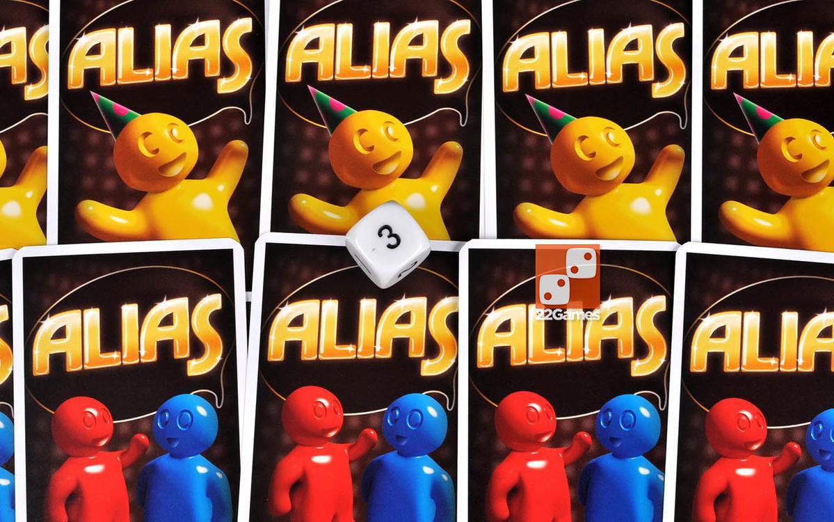 Алиас (Скажи иначе) Вечеринка Компакт. Alias Party Compact