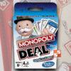 Монополия Сделка. Карточная игра