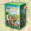 Каркассон: Мосты, замки и базары
