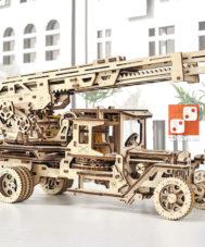 Пожарная машина UGEARS