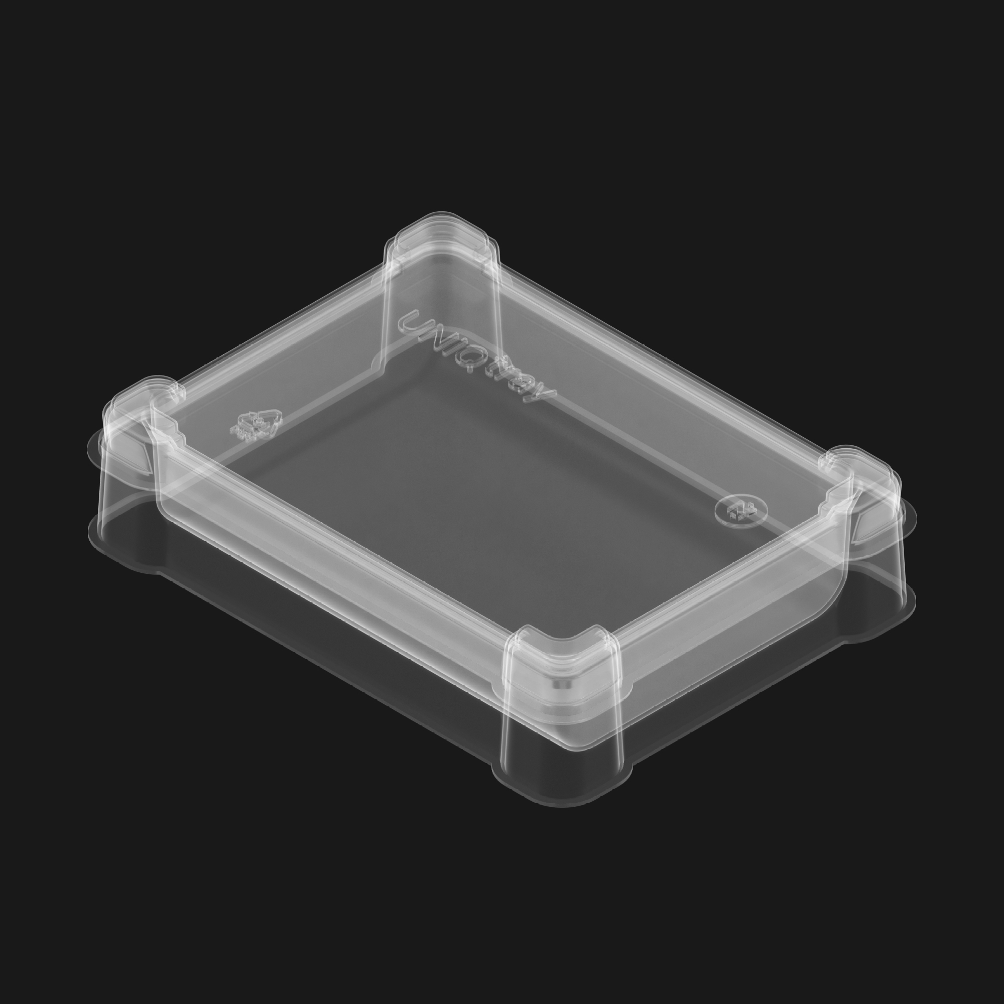 UniqTray UTS Token ONE (прозрачный)