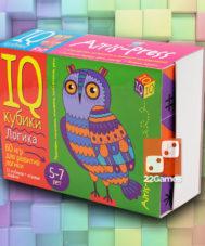 IQ-кубики. Логика. 60 игр для развития логики