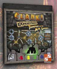 Кланк! Экспедиции. Храм повелителей обезьян