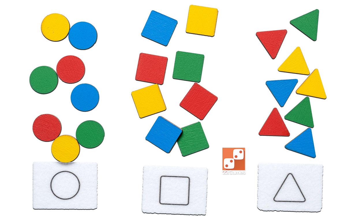 Развивающая игра «Геометрик»