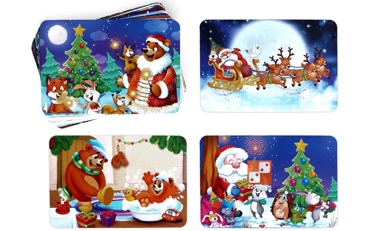 Новогодняя пропажа. Дед Мороз рекомендует!