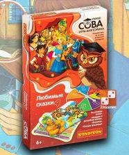 Игра-викторина Умная Сова «Любимые сказки 4»