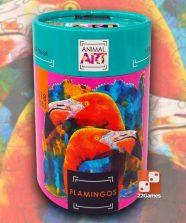 Фигурный пазл Animal Art «Фламинго» (118 дет.)