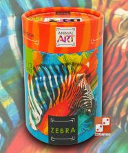 Фигурный пазл Animal Art «Зебра» (113 дет.)